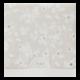 Stilvolle, quadratische Einladungskarte mit floraler Verzierung und Highlights, hochzeitskarten floral