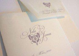 Büttenpapier, Hochzeitskarten, Herz, quadratisch, hochzeitspapeterie büttenpapier