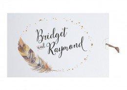 Einladung, verspieltes Design mit indianischem Flair, Hochzeitspapeterie online