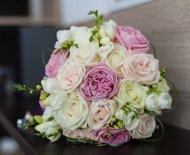 Rosen Blumen Hochzeit