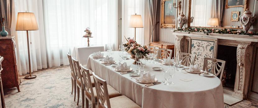 Schloss Hochzeit Edel