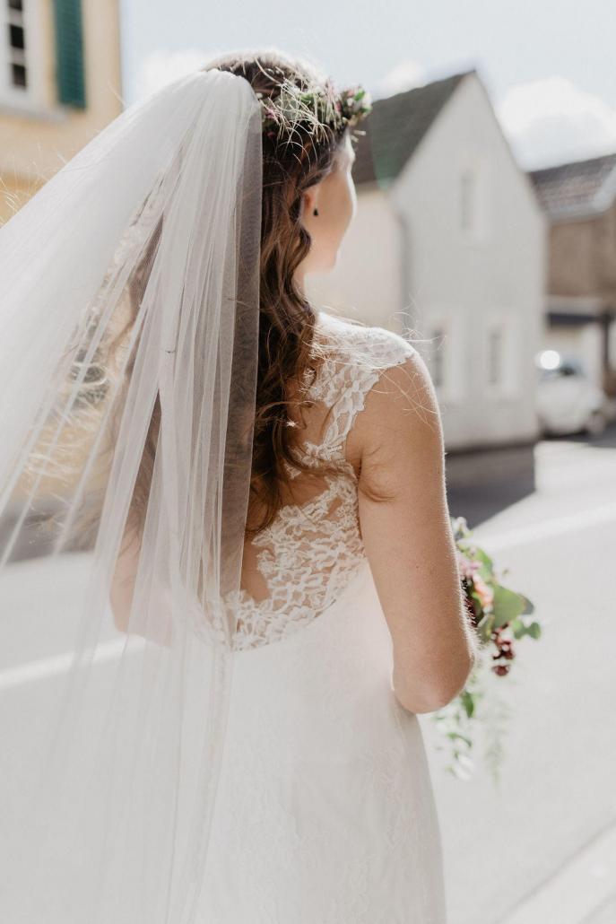 Vintage Brautkleid Braut