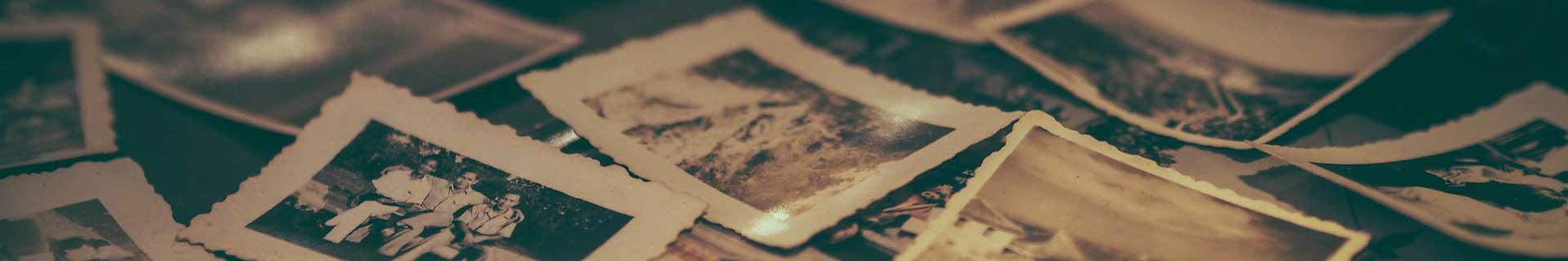 alte Fotos, Hochzeitskarten Papeterie