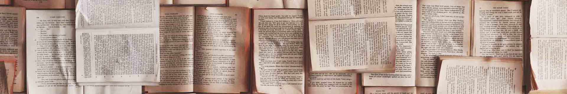 alte Bücher, Text, Druckerei