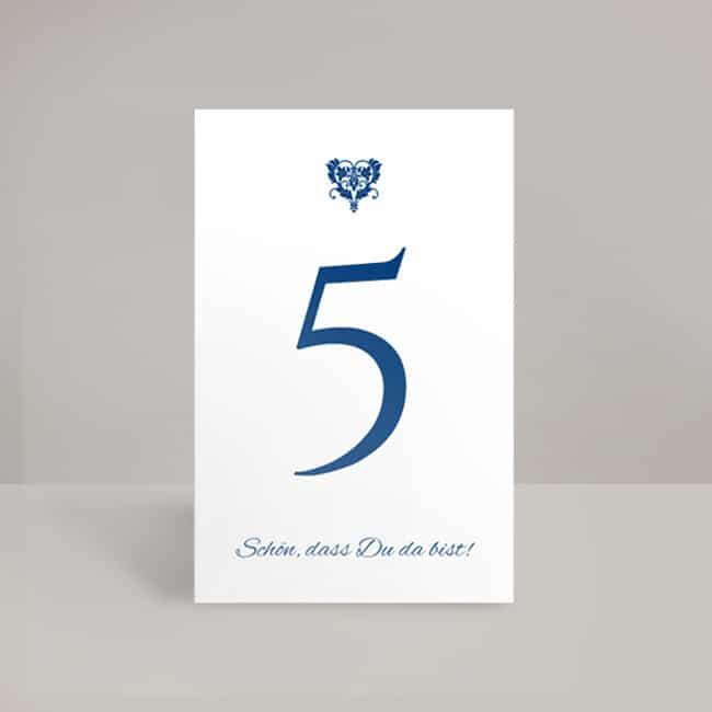 Tischnummer, Büttenpapier, Herz, hochzeitskarten deko